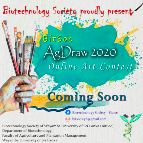 AgDraw– 2020 – Art Competition