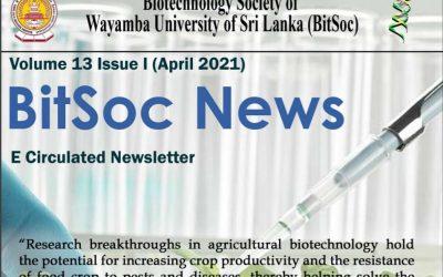 BitSoc News – Vol 13 Issue 1