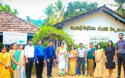A New School Science Laboratory Established for the Students of Malwana Jayanthi Vidyalaya, Kegalle by the Generous Support of FAPM
