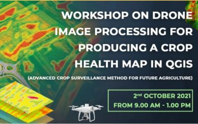 Workshop on Producing Crop Health Map in QGIS